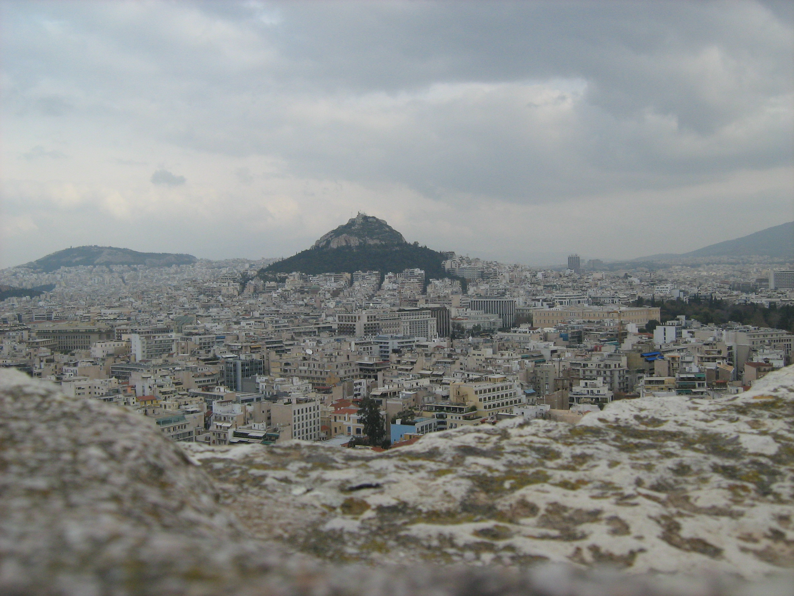 oraş, Atena