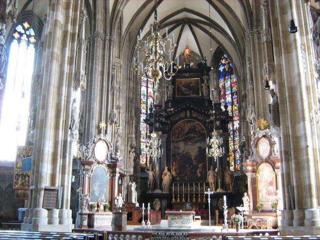 cadetrala gotică