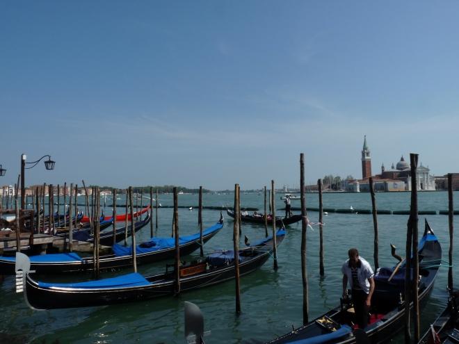 gondola, port