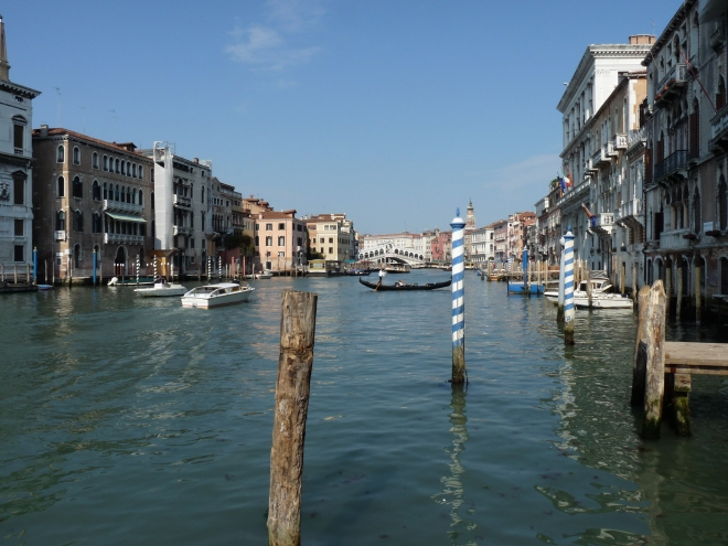 canal navigabil, Venetia