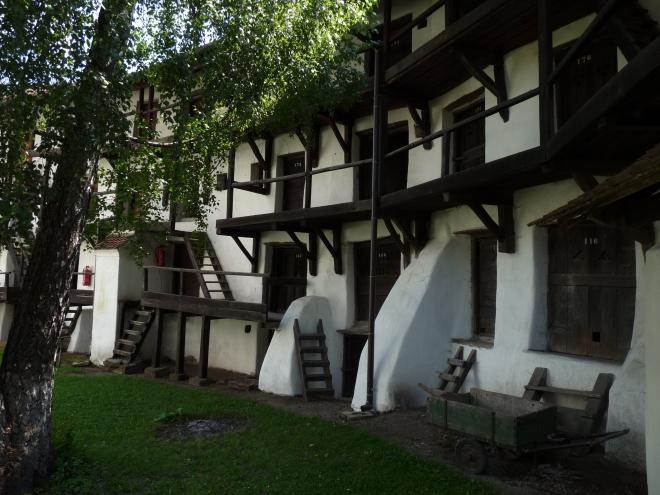 biserică fortificată, Prejmer, Braşov