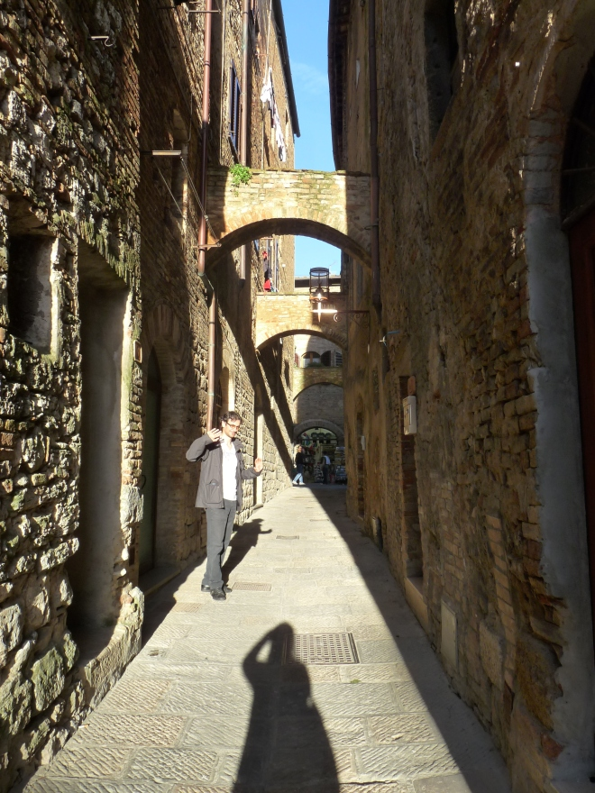 ratacit în San Gimignano