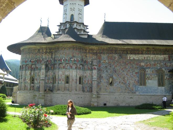Mănăstirea Suceviţa, Suceava