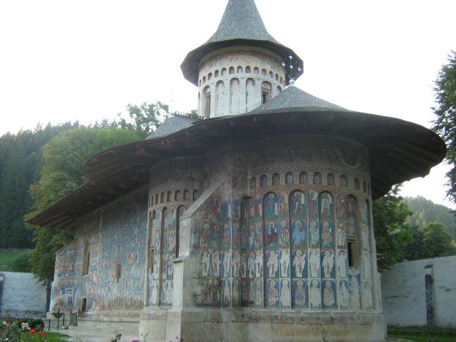 Mănăstirea Voroneţ, Suceava