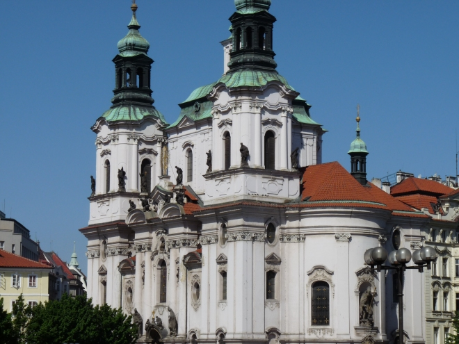 Biserica Sf. Nicolae, Stare Mesto