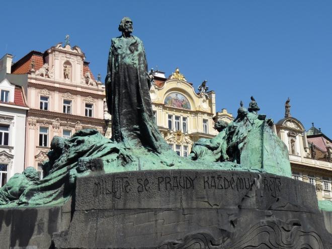 """Jan Hus, """"Adevărul va învinge"""""""