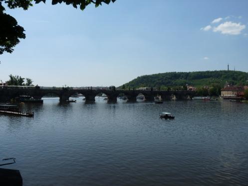 Râul Vltava