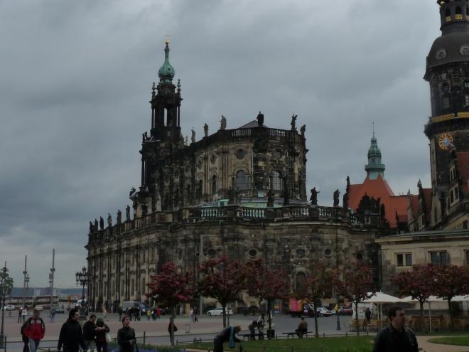 Katholische Hofkirche, Dresden