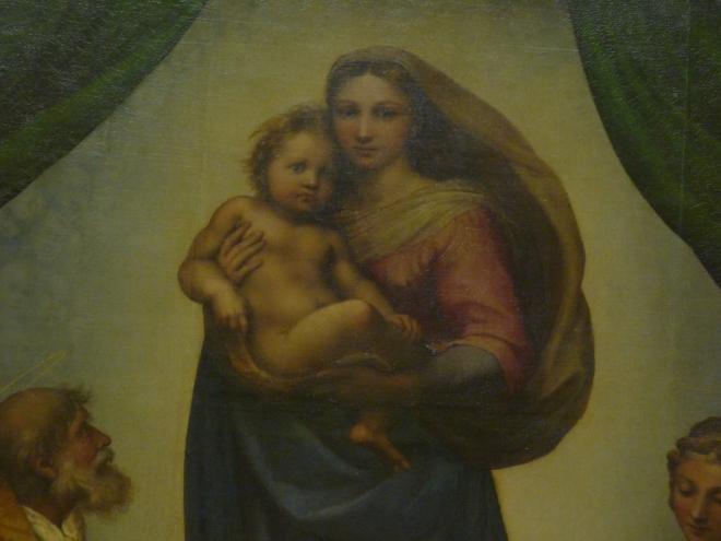 La Madonna di San Sisto