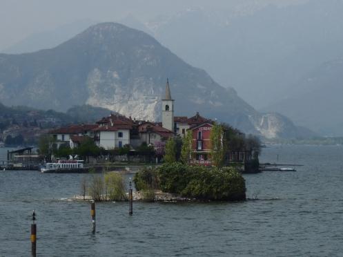 Isola dei Pescatori, Lago Maggiore