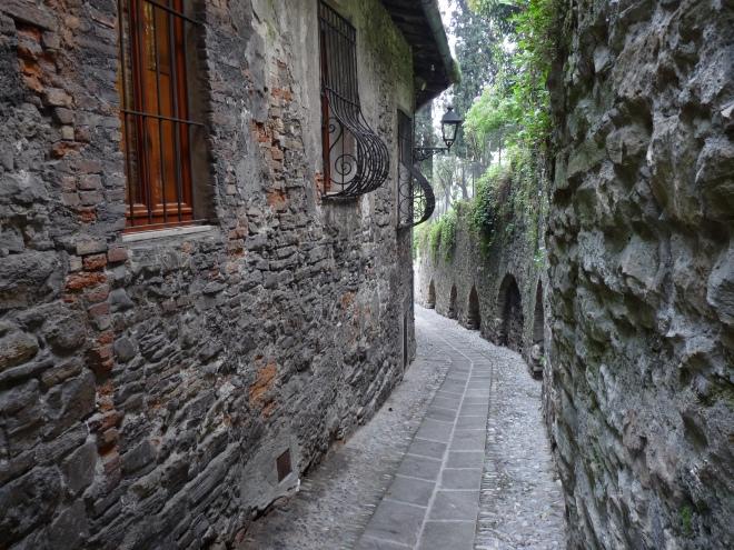 strada Sforii?, Bergamo