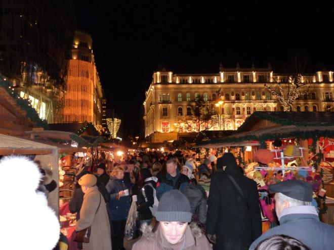 Piaţa de Crăciun