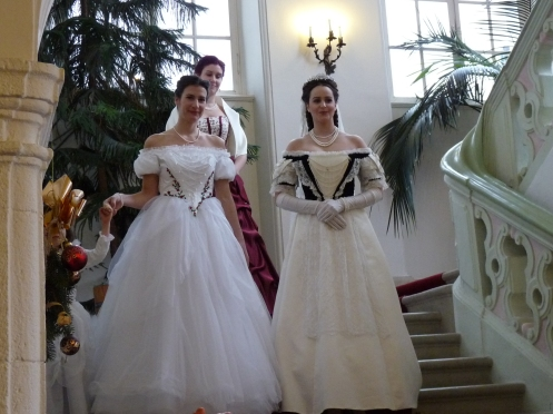 în fostul palat regal, Gödöllő