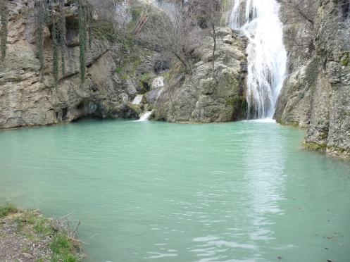 Cascada Hotnitsa