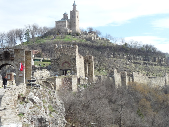 Cetatea Tsaravets
