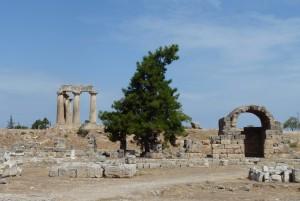 Corintul antic