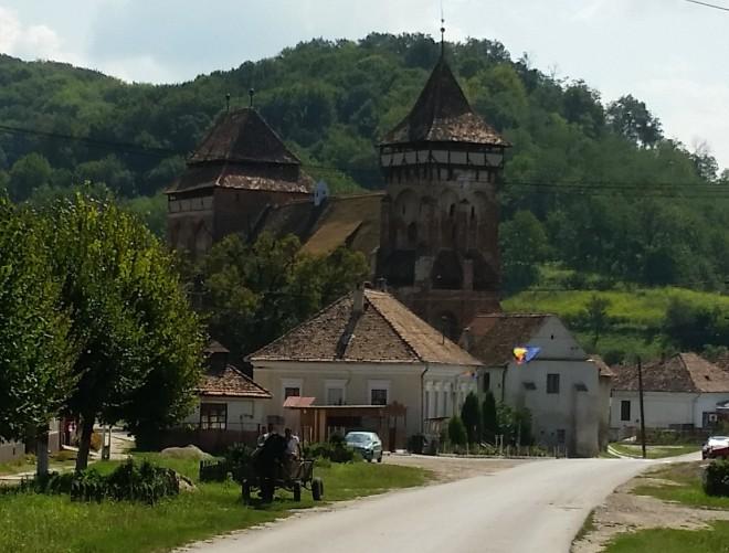 Biserica fortificată, Valea Viilor
