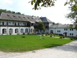 Chiliile Mănăstirii Hurezi