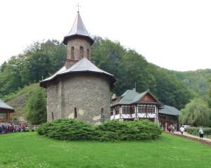 Biserica Mănăstirii Prislop