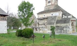 Biserica Sfîntul Nicolae, Densuş