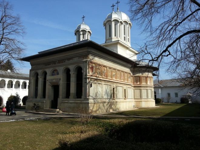 Mănăstirea Căldăruşani